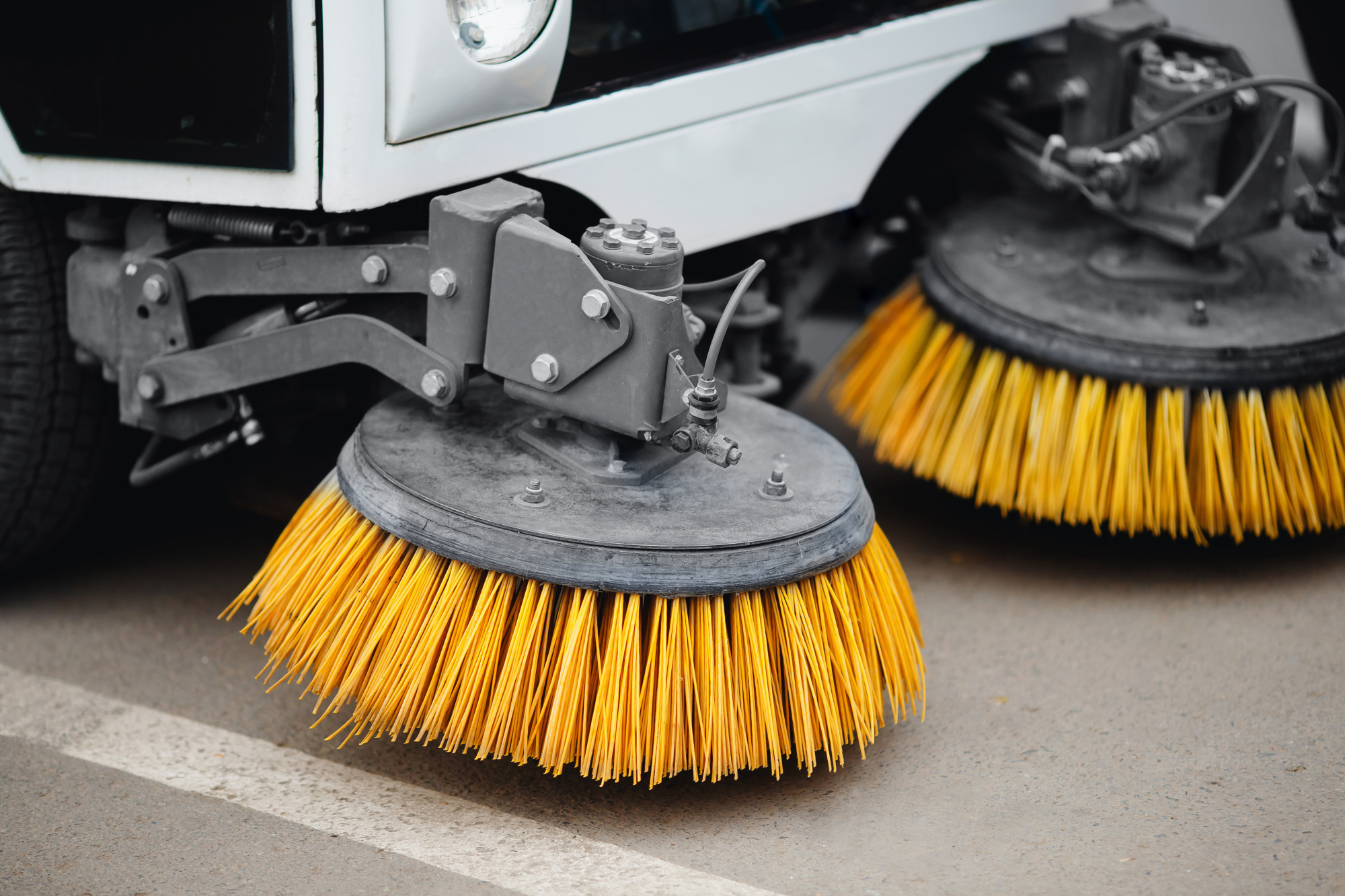 Environmental Impacts of Street Sweepers