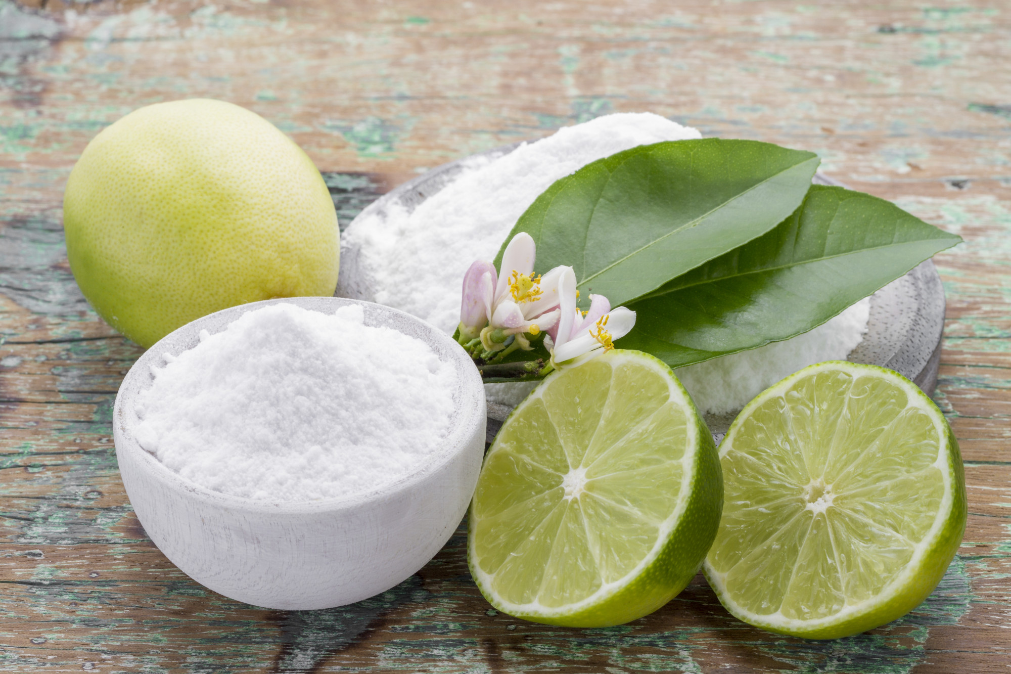 making your own citric acid cleaner